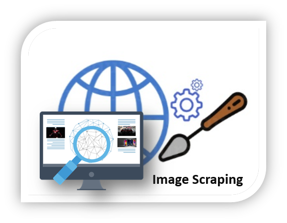 Image scraping from websites